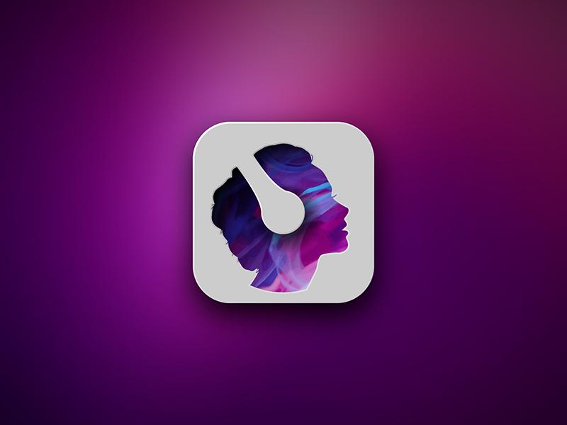 Music App Icon App icon, App icon design, Music app