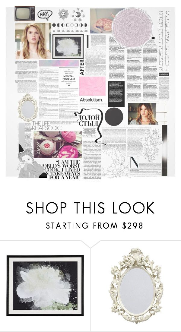 """""""♔// I have died everyday waiting for you for a thousand years \\ ♔"""" by x-jen-cozy-wolves-x ❤ liked on Polyvore featuring Crate and Barrel, ferm LIVING and MillÃ"""