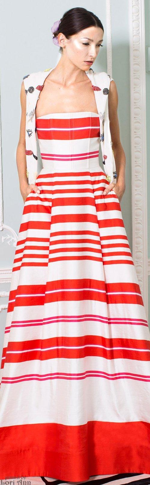 Alice + Olivia Spring 2015 RTW | fashion | Pinterest | Blanco ...