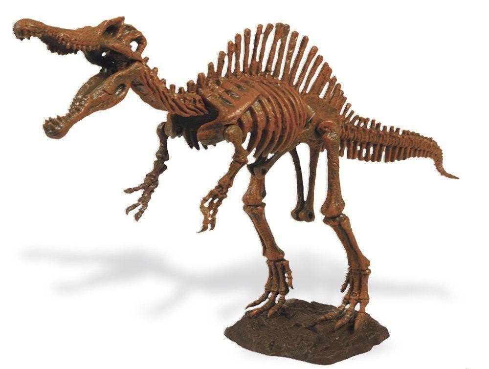 Geoworld Dino Excavation Kit 23211312 Spinosaurus - Kit de excavación de esqueletos de dinosaurio (32 cm): Amazon.es: Juguetes y juegos