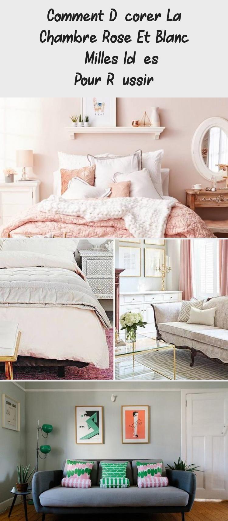 Chambre Rose Poudré Fille comment décorer la chambre rose et blanc – milles idées pour