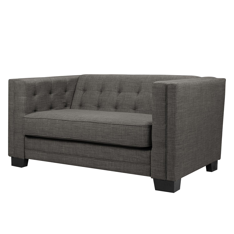 Sofa Burford 2 Sitzer Webstoff Grau Maison Belfort Wohnzimmer Sofa Sofas Kleines Sofa