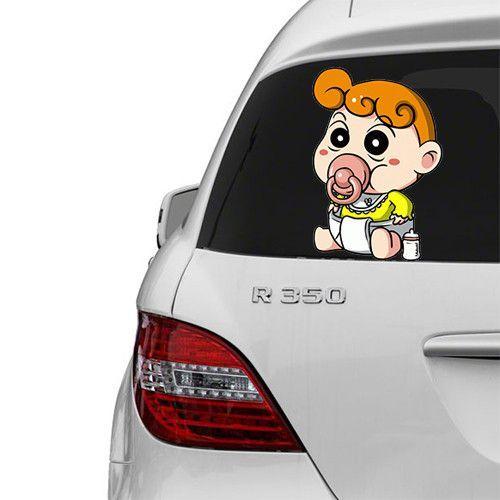 [ Himawari Nohara ] PACIFIER SERIES FOR CAR