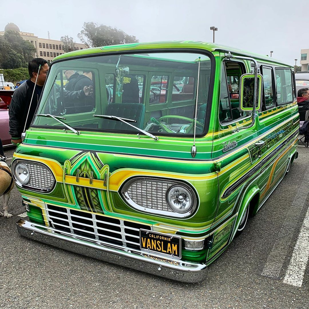 Andy Zangrilli On Instagram 1964 Ford Econoline Ford