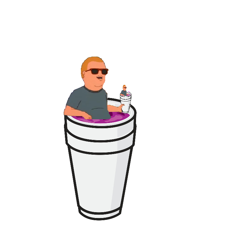Sweetproducts88 Shop Redbubble Bobby Hill Thug Life King Of The Hill