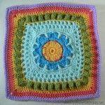 Pipoca Parade Crochet Praça