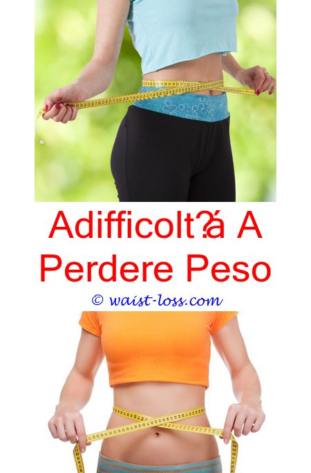 programma per perdere peso in un mese