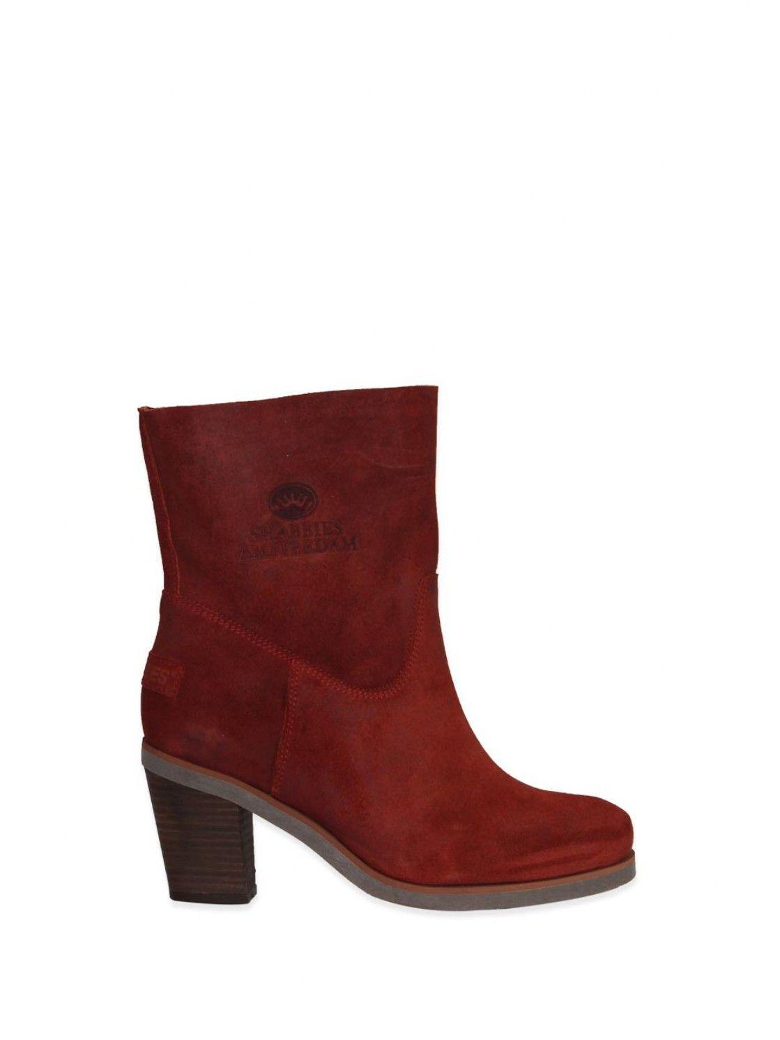 Rouge Shabbies Amsterdam Chaussures razKr