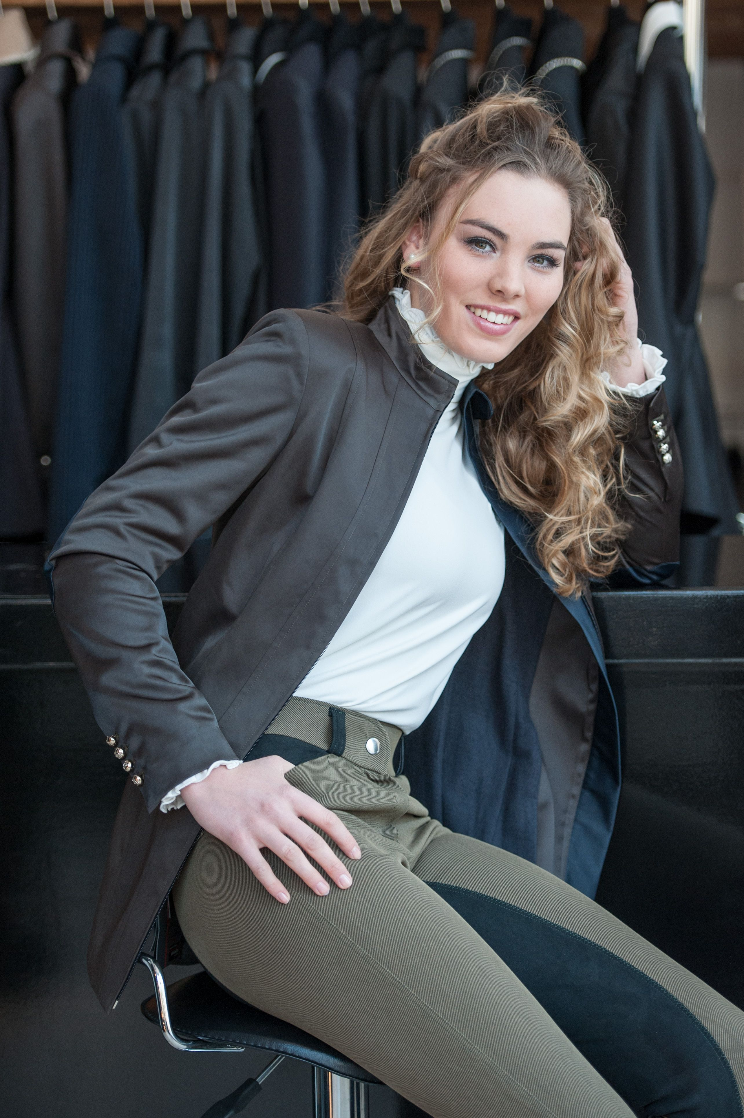#womancouture   Style   Pinterest   Equestrian outfits ...
