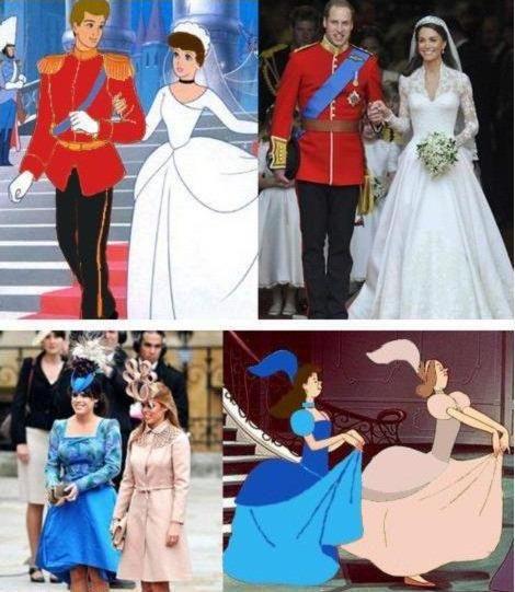 Life imitates Disney