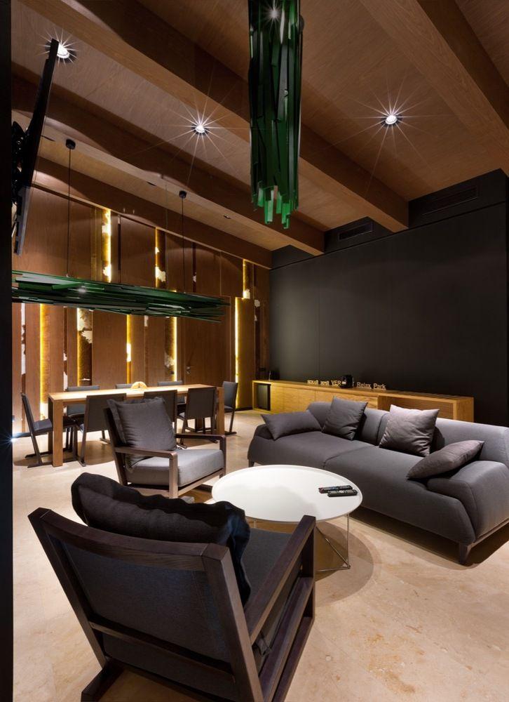 Galería de Chalet 40   YOD design studio - 4 Arquitectura