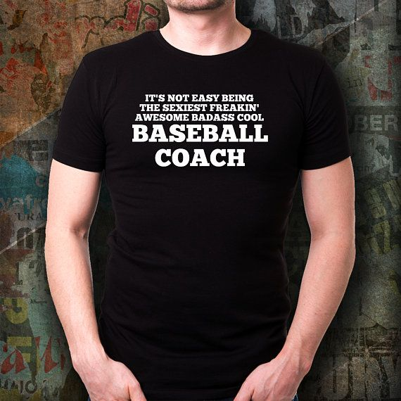 Funny Sexy Gifts For Baseball Coach Husband Dad Father Birthday