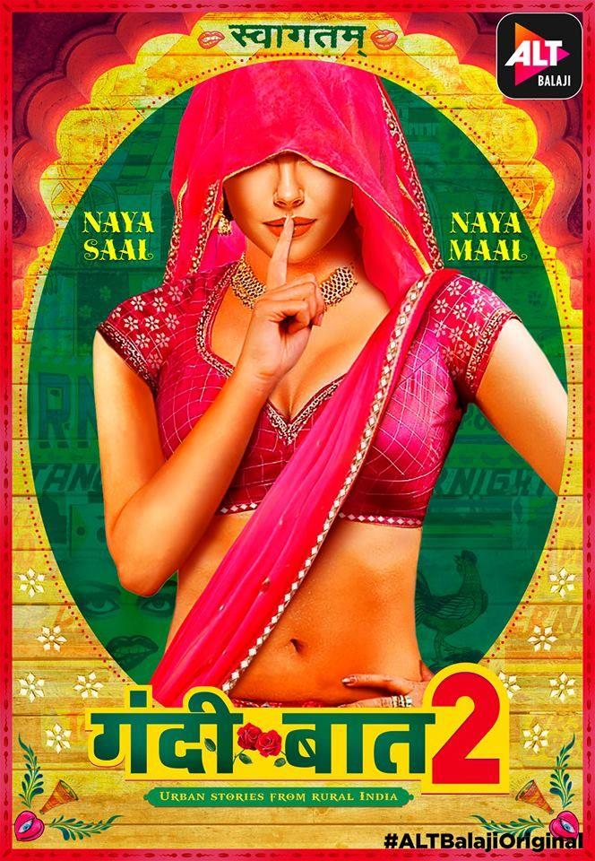 18+ Gandii Baat 2 2019 Hindi Season-2 All Episodes ALTBalaji Web