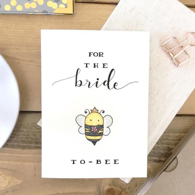 Bridal shower wishes what to write in a bridal shower