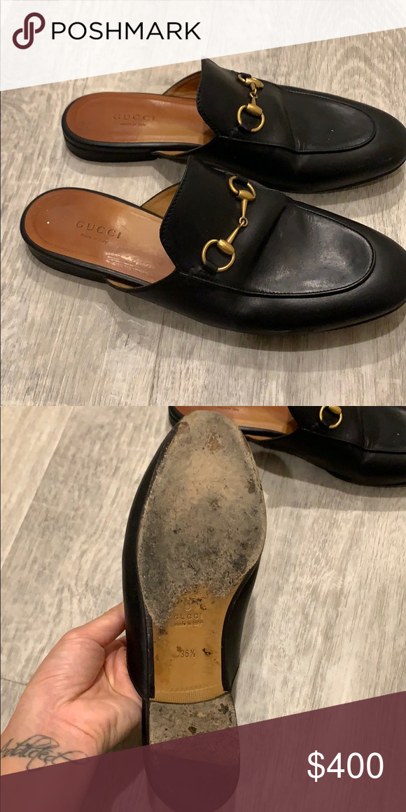 Gucci Princeton mules 36.5 Used but in