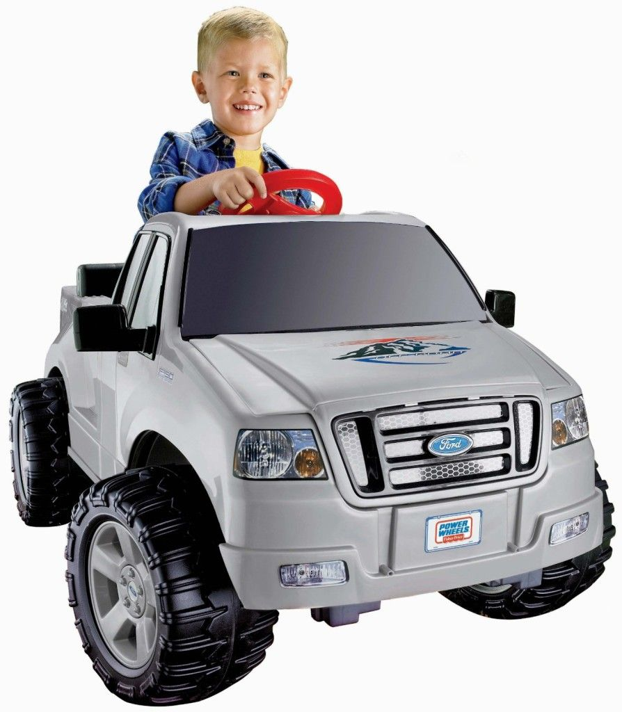 Fisher-price ford F150 review