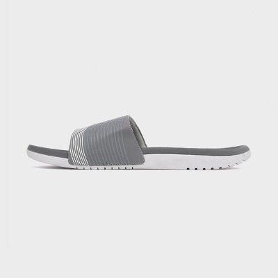 e3a149d0e5af00 Men s Jerry Slide Sandal - C9 Champion Grey XL