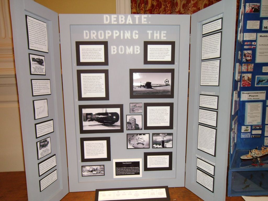 World War Ii Projects From National History Day