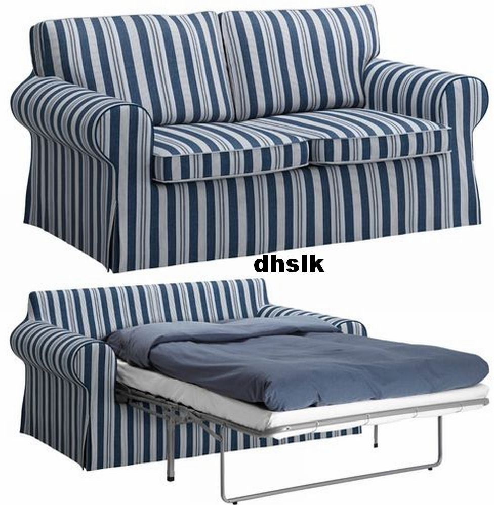 110 Reference Of Ektorp Sofa Cover Blue In 2020 White Sofa Bed Ektorp Sofa Cover Ektorp Sofa Bed
