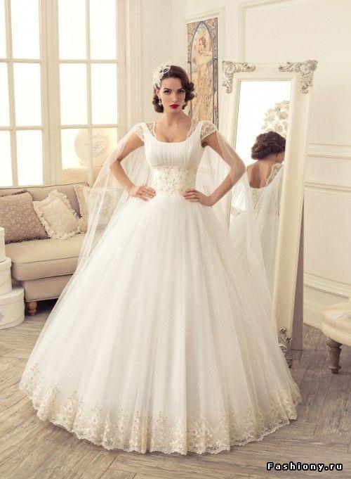 فساتين زفاف طويلة 2014 اجمل الصور فساتين الزفاف 2014 فساتين زفاف كيوت 2015 Wedding Dresses Ball Gowns Wedding Amazing Wedding Dress