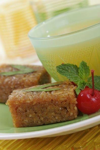 Resep Wajik Ketan Indonesian Food Food Snacks