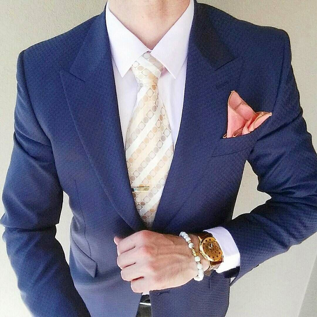 Versace suit. - Navy @versace_official from ...
