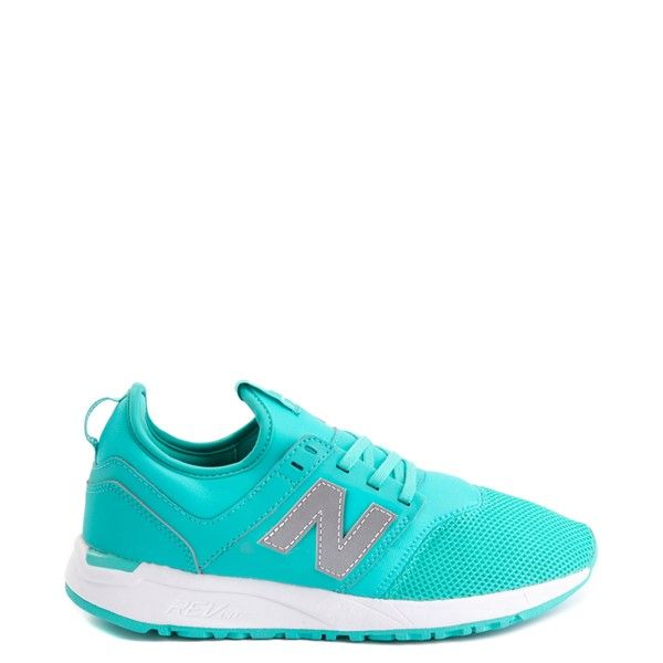 Womens New Balance 247 Athletic Shoe - Pink   Journeys