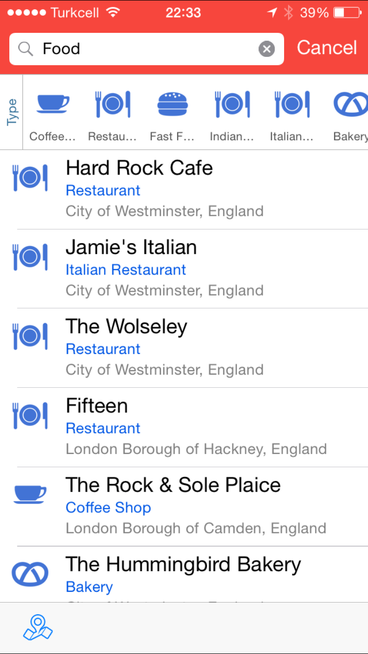 Top 6 – Apps para Londres // Top 6 – Apps for London