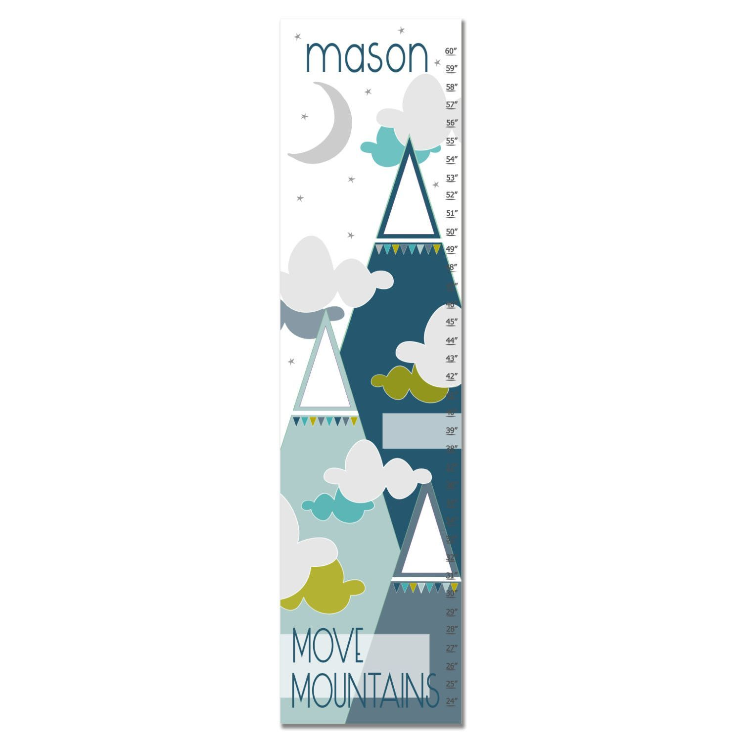 Move mountains ii personalized growth chart blue growth charts move mountains ii personalized growth chart blue geenschuldenfo Choice Image
