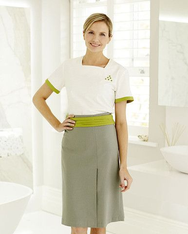 Six senses spas case study fashionizer spa for Uniform for spa staff