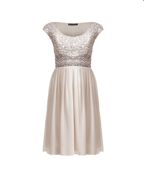 Robe Beige A Sequins Young Couture By Barbara Schwarzer Fashion Couture Prom Dresses