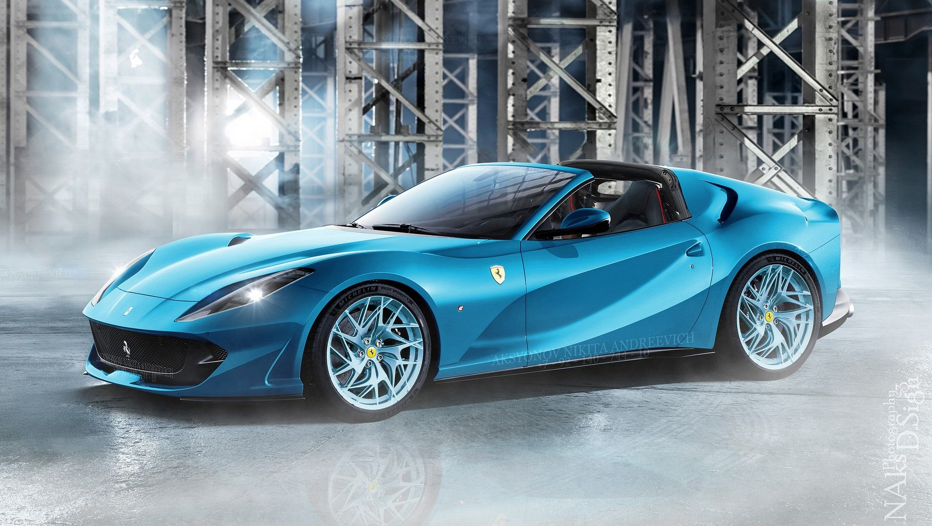 The 15 New Ferrari Models We Are Expecting (and Assuming) To Arrive Before 2022 #newferrari
