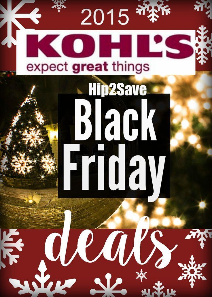 Is Kohls Open On Christmas Day.Kohl S 2015 Black Friday Deals Frugal Living Black