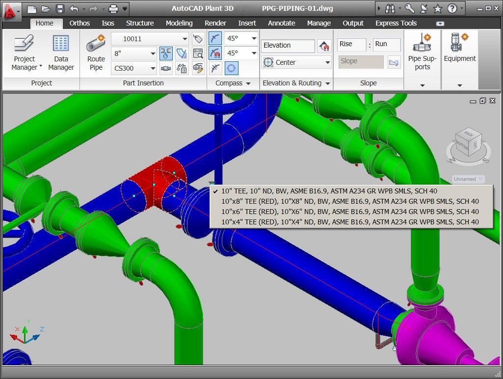 AutoCAD Plant 3D 2014 Free Download 3D MAX_AutoCAD_Plant