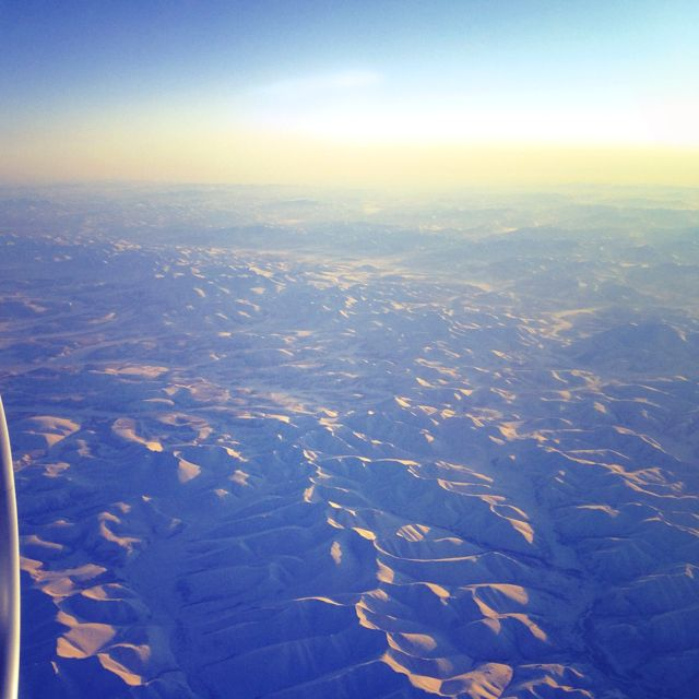 A view from above: Siberia