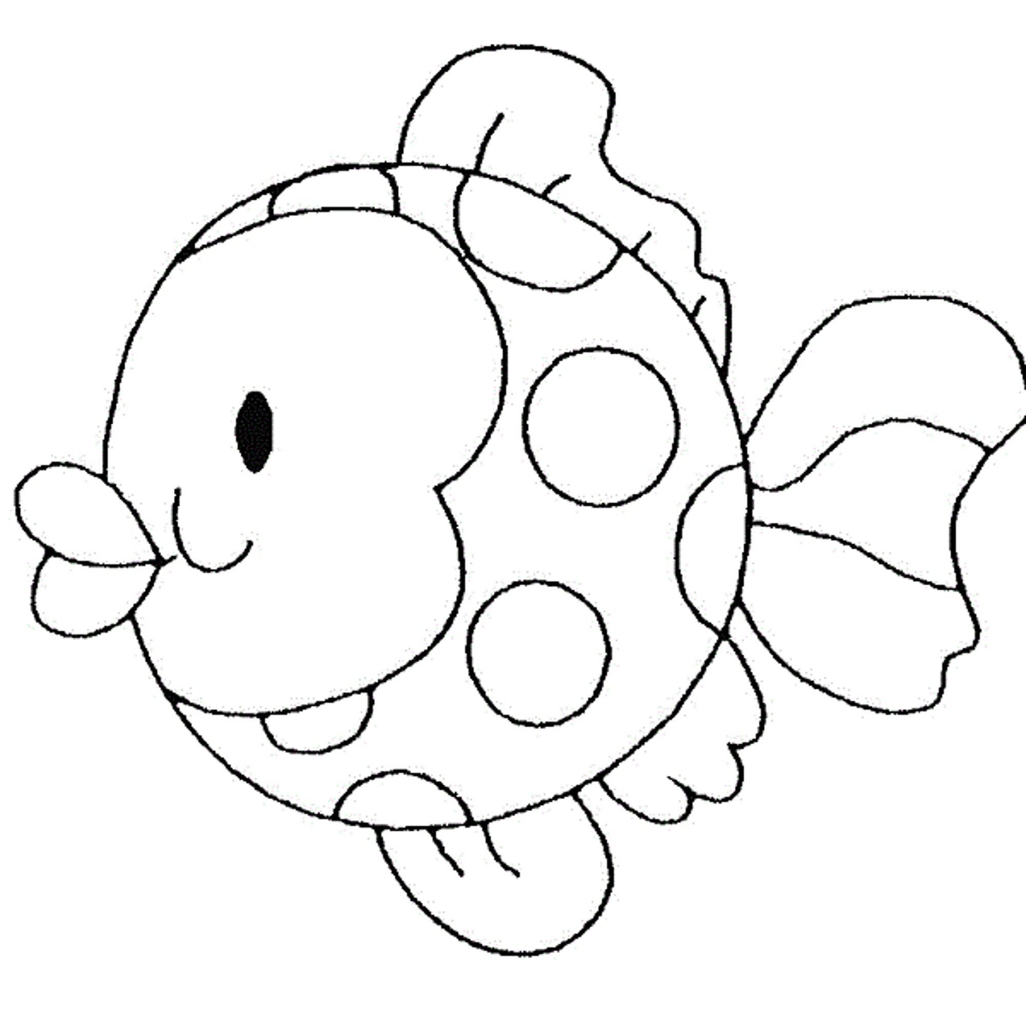 rainbow fish coloring page kids colouring pages grig3 org   Coloring ...