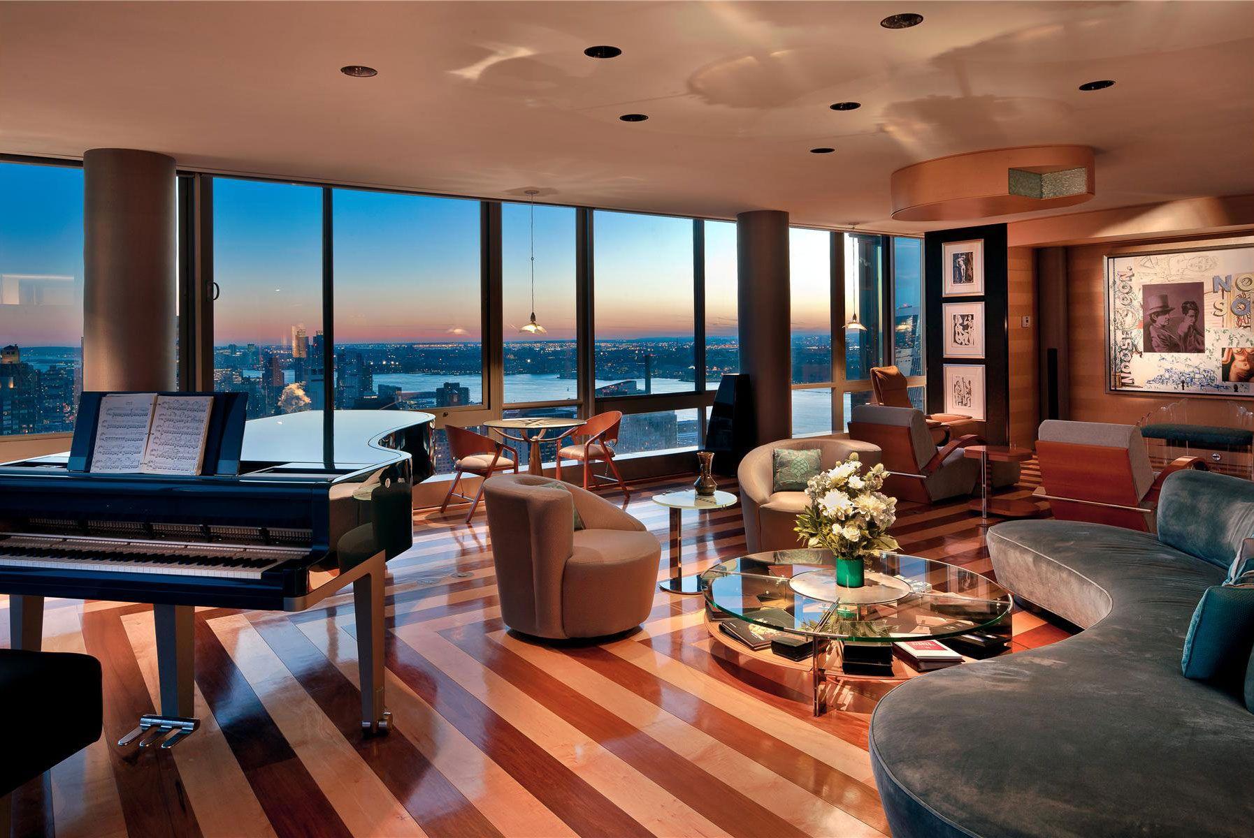 The gartner penthouse for sale in new york city for Luxury penthouses in new york