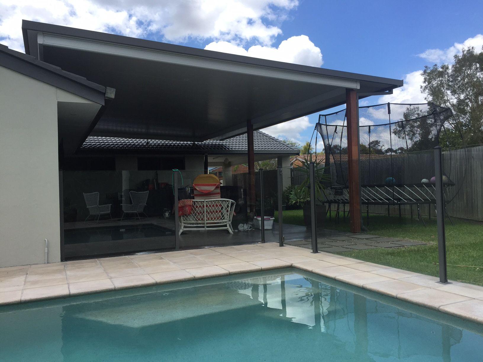 Roof Design Ideas: Insulated Cooldek Flyover Patio, Sunnybank Hills QLD