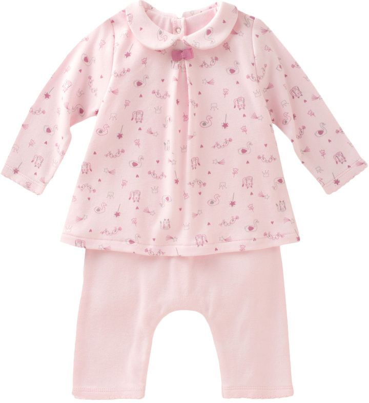 Absorba Boutique Baby Girls Tights