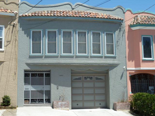 San francisco marina style house