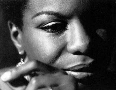 Nina Simone. I was just thinking about her. Will have to dust off the old vinyl and take a trip down memory lane with her one day soon. It has been too long.