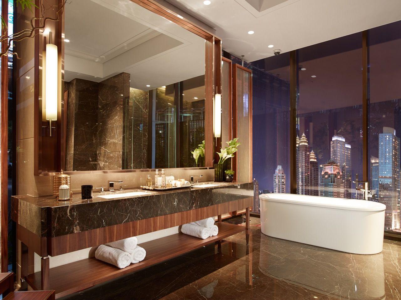HBA : Regent Residences Jakarta | Beautiful bathrooms and bedrooms