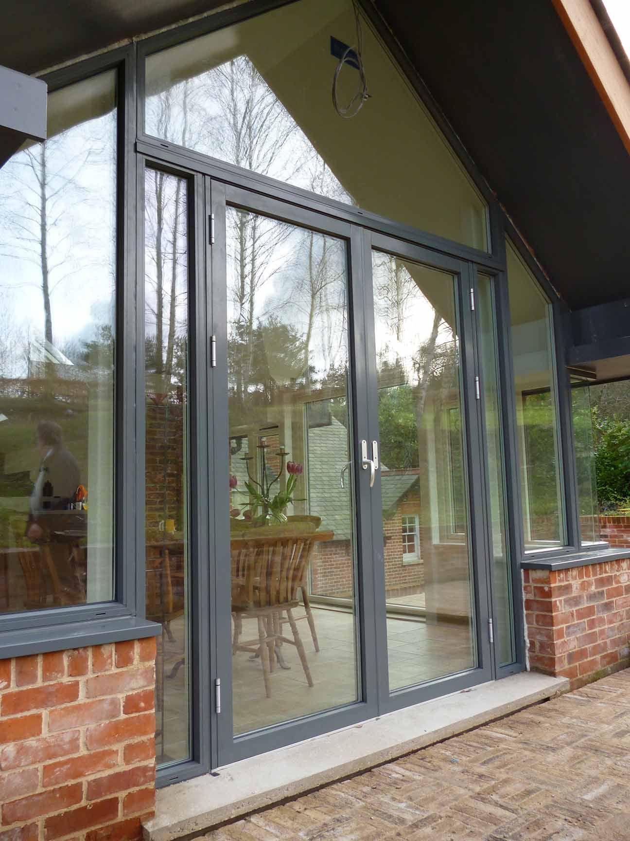 Oak Composite Windows Gallery Windows Timber Windows Door Installation