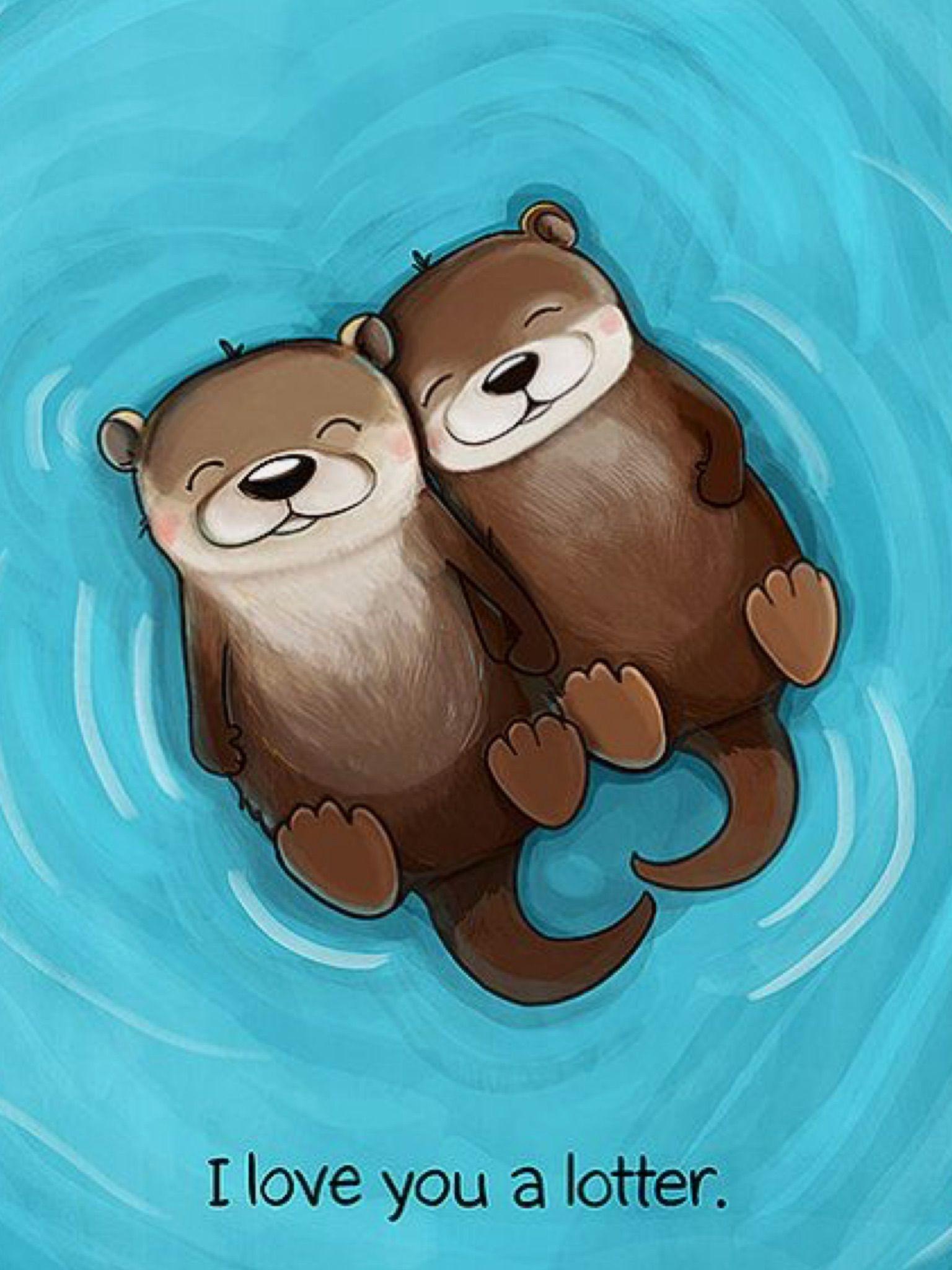 Pin de Danielle Washburn en Otters!   Pinterest   Nutrias y Cosas