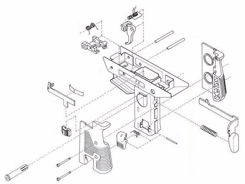 Semi Auto Diagram