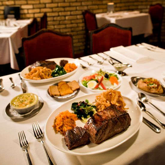 Best Steak House Bern S Tampa Fl