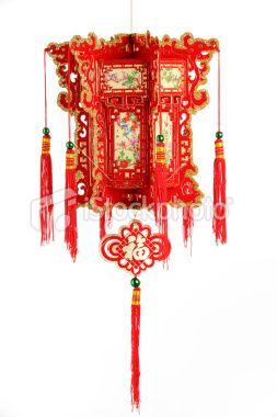 Antique Chinese Lantern Lanterns Decor Lanterns Red Lantern