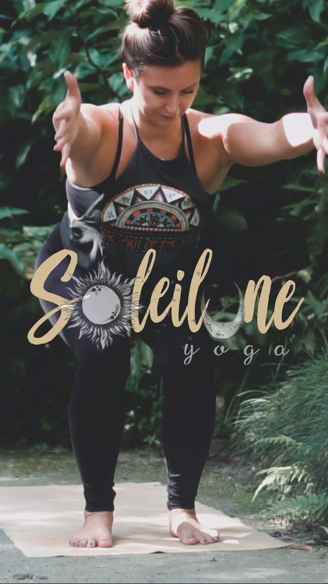 Soleilune Yoga   Free Yoga Videos