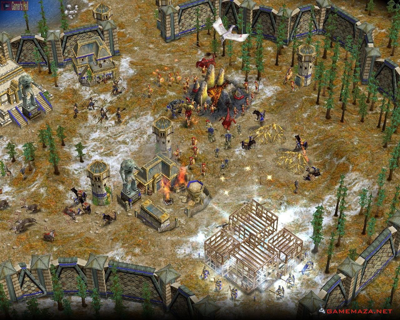 Age Of Mythology The Titans Free Download With Images
