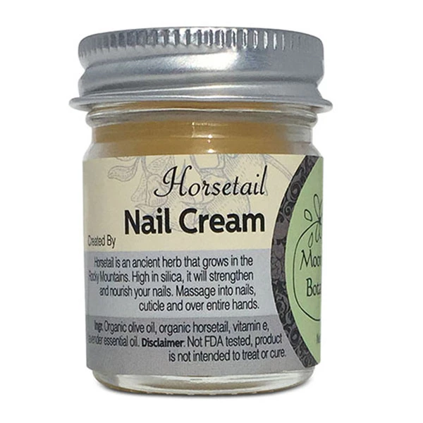 Horsetail Nail Cream (With images) Cream nails, Natural